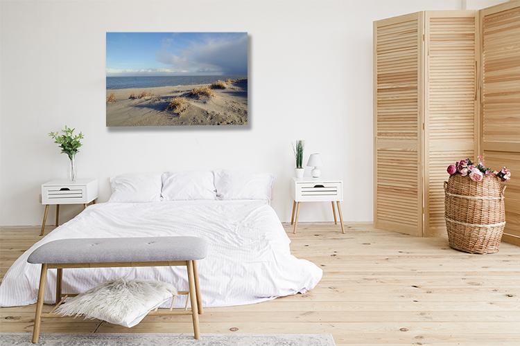 canvas aan de muur slaapkamer