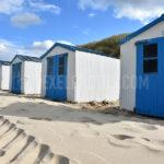 Beach Cabins / Strandhuisjes 01